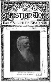 Record of Christian Work: Volume 11