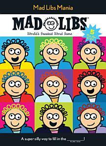 Mad Libs Mania Book