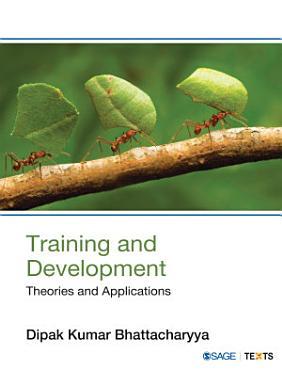 Training and Development PDF