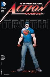 Action Comics (2011-) #41