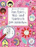 Das Spiel   Mal  und Ratebuch f  r M  dchen PDF