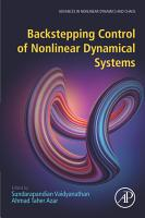 Backstepping Control of Nonlinear Dynamical Systems PDF