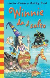 Winnie historias. Winnie da el salto