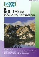 Boulder - Insiders' Guide