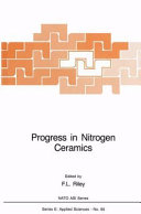 Progress in Nitrogen Ceramics