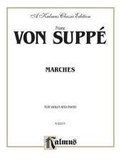 Marches: String - Violin and Piano