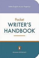 Penguin Pocket Writer s Handbook PDF