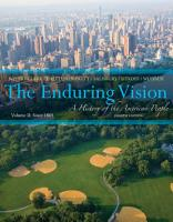 The Enduring Vision  A History of the American People  Volume II  Since 1865 PDF