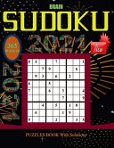 BRAIN SU DOKU PUZZLES BOOK With Solutions