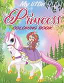 My Little Princess Coloring Book