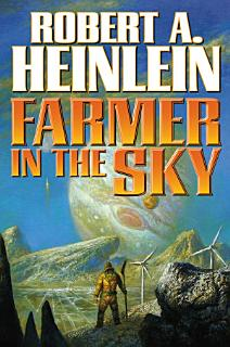 Farmer in the Sky Book