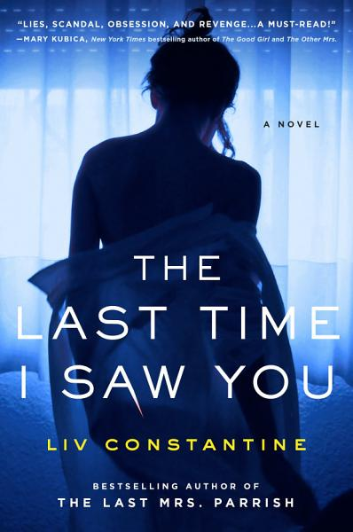 Download The Last Time I Saw You Book