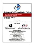 Baltimore-Washington Maglev Project