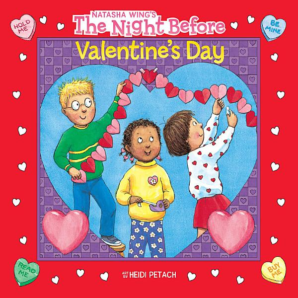 Download The Night Before Valentine s Day Book