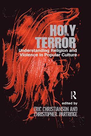 Holy Terror PDF