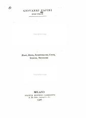 Il crepuscolo dei filosofi: Kant, Hegel, Schopenhauer, Comte, Spencer, Nietzsche