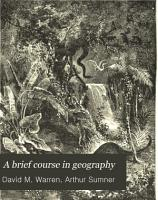 A Brief Course in Geography PDF