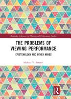 The Problems of Viewing Performance PDF