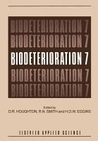 Biodeterioration 7 PDF