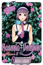 Rosario+Vampire: Season II, Vol. 6: Test Six: Gangstah