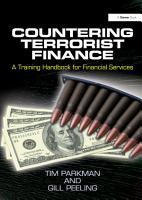 Countering Terrorist Finance PDF