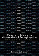 One and Many in Aristotle s Metaphysics
