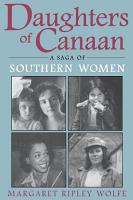 Daughters Of Canaan PDF