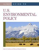 Guide to U S  Environmental Policy PDF
