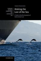 Making the Law of the Sea PDF