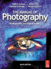 Manual of Photography PDF