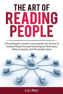 The Art of Reading People PDF