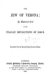 The Jew of Verona [by A. Bresciani]. Transl