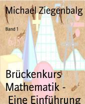 Brückenkurs Mathematik - Eine Einführung: Band 1