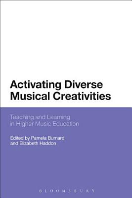 Activating Diverse Musical Creativities PDF