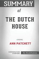 Summary of The Dutch House