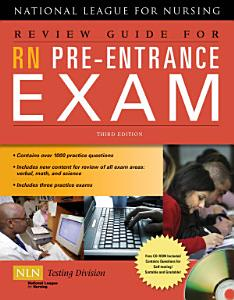 Review Guide for RN Pre Entrance Exam Book