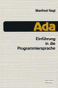 Einf  hrung in die Programmiersprache Ada PDF