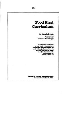 Role of Educational Institutions in Helping to Alleviate World Hunger PDF