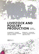 Livestock and Poultry Production