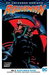 Aquaman Vol. 2: Black Manta Rising