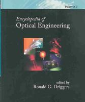 Encyclopedia of Optical Engineering  Pho Z  pages 2049 3050 PDF