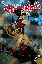 DC Comics: Bombshells (2015-) #15