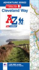 Cleveland Way A-Z Adventure Atlas