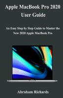 MacBook Pro 2020 User Guide PDF