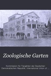 Der Zoologische Garten: Band 44