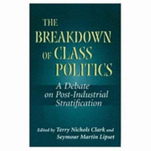 The Breakdown of Class Politics
