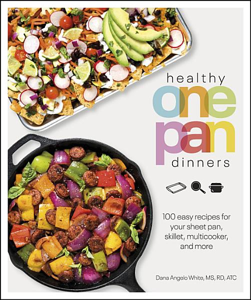 Download Healthy One Pan Dinners Book