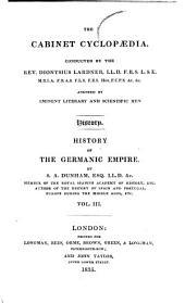 History of the Germanic Empire: Volume 3