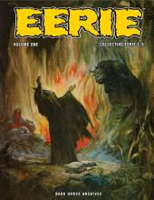 Eerie Archives Volume 1: Collecting Eerie 1-5