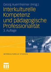 Interkulturelle Kompetenz und pädagogische Professionalität: Ausgabe 3
